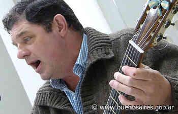 Alejo Balbiani en Folklore en casa | Noticias - buenosaires.gob.ar