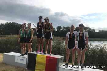 The Oar haalt brons in nummer op nationaal kampioenschap