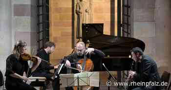 """Messiaens """"Quartett für das Ende der Zeiten"""" in der Dom-Krypta - Speyer - Rheinpfalz.de"""