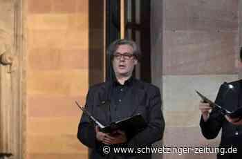 Zwei Konzerte bieten mittelalterliche Gesänge und Kammermusik - Speyer - Nachrichten und Informationen - Schwetzinger Zeitung