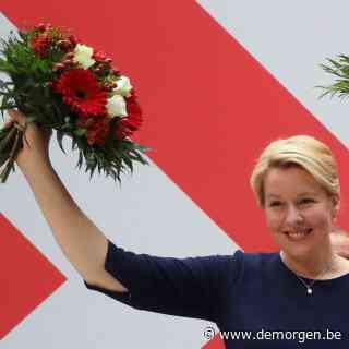Wie is Franziska Giffey, binnenkort de eerste vrouwelijke burgemeester van Berlijn?