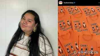 Hudson's Bay's sale of orange shirts to support residential school survivors raises questions