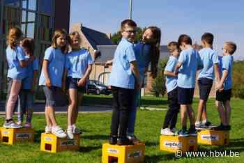 Jongeren leren samenwerken op belevingsrun voor scholen - Het Belang van Limburg