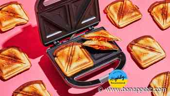 You Haven't Had a Toasted Sandwich Until You've Had a Jaffle