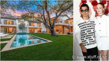 Joe Jonas and Sophie Turner sell California mansion for NZ$21.7m, a 2021 high - Stuff.co.nz