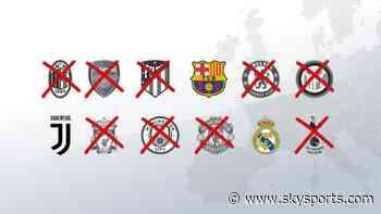 UEFA drops legal action against remaining 'Super League' clubs
