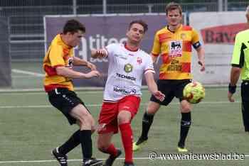 """Matteo Couwyzer (FC Meulebeke): """"Zes op twaalf is wereld van verschil"""" - Het Nieuwsblad"""