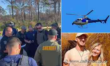 Northport Police in Florida scale back Brian Laundrie search in alligator-infested nature reserve