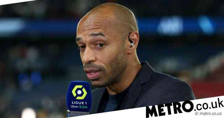 Arsenal legend Thierry Henry purrs over Crystal Palace star Conor Gallagher