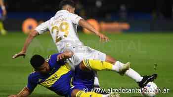 Colon perdió 1-0 con Boca en La Bombonera, por la fecha 13 del Torneo de la Liga Profesional - Aire de Santa Fe