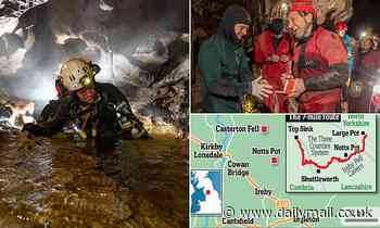 The heroes who helped rescue the trapped Thai boys have conquered Britain's heart of darkness
