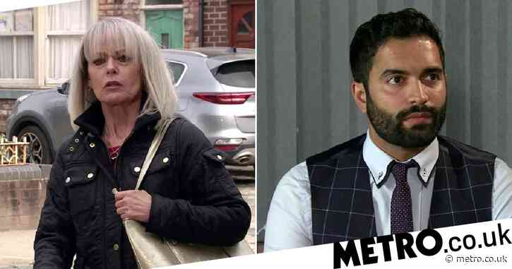 Coronation Street spoilers: Sharon Bentley returns after Imran tracks her down?