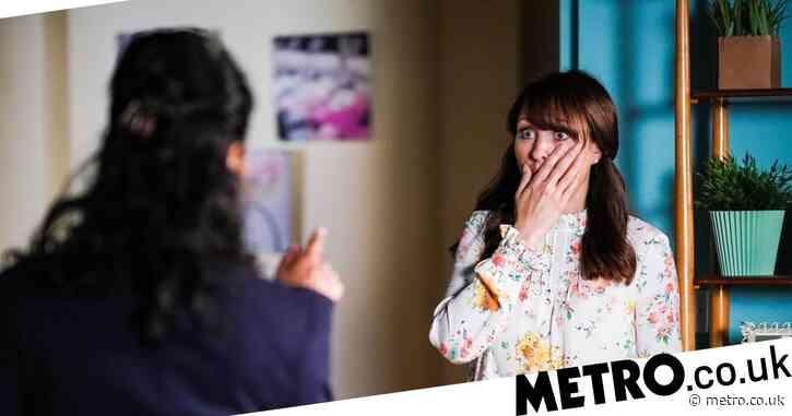 EastEnders spoilers: Suki Panesar slaps Honey Mitchell in bullying showdown