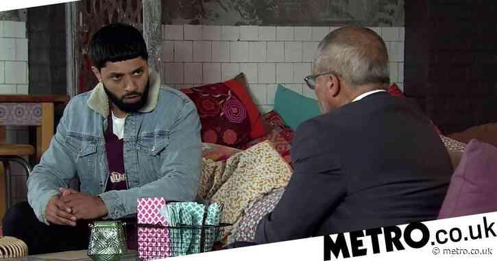 Coronation Street spoilers: Zeedan Nazir in danger as a past mistake confronts him