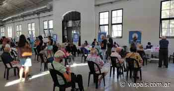 Coronavirus en Rosario: se reportaron más muertes que casos nuevos - Vía País