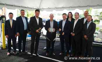 """Capital Volvo Cars of Albany opens state-of-the-art, """"electrified"""" facility at Grand Opening/Ribbon Cutting"""