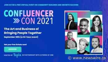 Topia Launches First Annual Confluencer Con