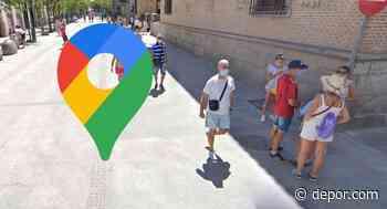 Google Maps: coronavirus llega al mapa y esta imagen en 3D causa revuelo en redes - Diario Depor