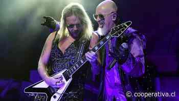 """Guitarrista de Judas Priest fue hospitalizado por """"problemas graves al corazón"""""""