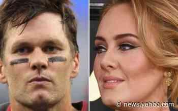 Adele's 'Hello' Turns Tom Brady's Return To New England Into An Epic Promo - Yahoo News