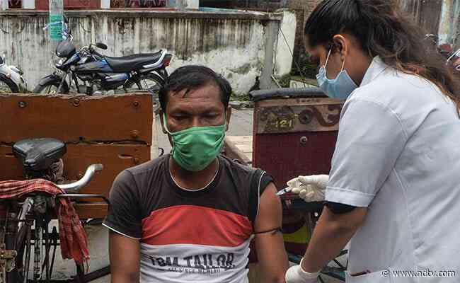 Coronavirus Updates: India Records 26,041 Fresh Cases, 276 Deaths - NDTV