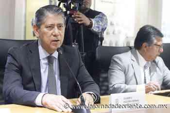 Urge Higuera Bernal tener más personal en la FGE para reducir delitos no denunciados - Puebla - La Jornada de Oriente