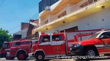 Bomberos de Bernal están sin teléfono en el Cuartel Central - Perspectiva Sur
