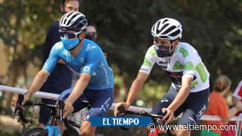 Egan Bernal y Miguel Ángel López: iIneos y Astana, sus destinos - Ciclismo - Deportes - El Tiempo