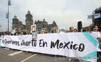 Anuncia la Arquidiócesis de Xalapa marcha en todo el país; por la despenalización del aborto - Radio Formula CD. Juaréz