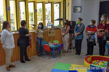 Con el primer CCAPI de Veracruz, Xalapa impulsa el desarrollo infantil   PalabrasClaras.mx - PalabrasClaras.mx