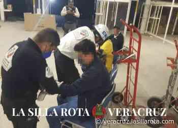 Golpean y amarran a empleados para robar bodega Coppel en Xalapa - La Silla Rota