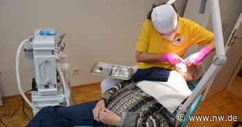Zahnarzt hilft mit mobiler Praxis diesen Altenheim-Bewohnern in Verl - Neue Westfälische