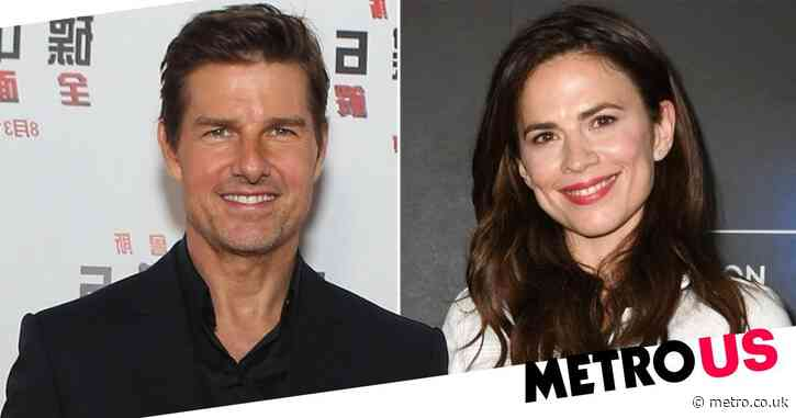 Tom Cruise 'splits from Mission: Impossible 7 co-star Hayley Atwell' - Metro.co.uk