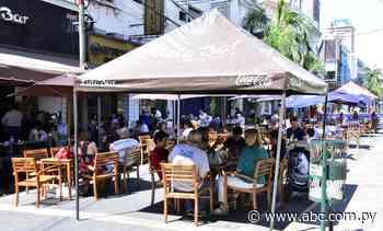 Feriado largo: turismo gastronómico revive en las calles de Asunción - ABC Color