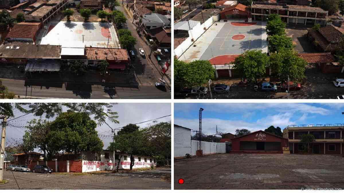 Proceso de recuperación de plazas en Asunción data del año 1991 - ÚltimaHora.com