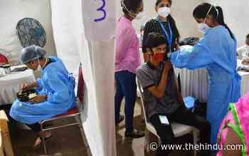 377 new cases, 7 coronavirus deaths in Mumbai - The Hindu