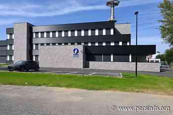 Politie trekt naar vernieuwde post in Halle - Persinfo.org