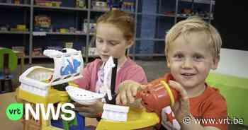 """Tervuren opent dit weekend speelbieb: """"Gezinnen kunnen hier speelgoed op maat ontlenen""""' - VRT NWS"""