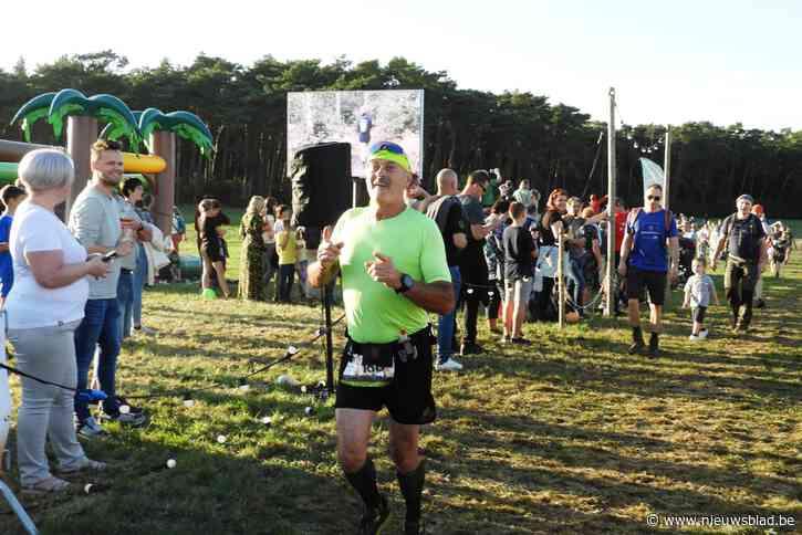Molenaar Erwin loopt 100 km voor Het Teutenhuis