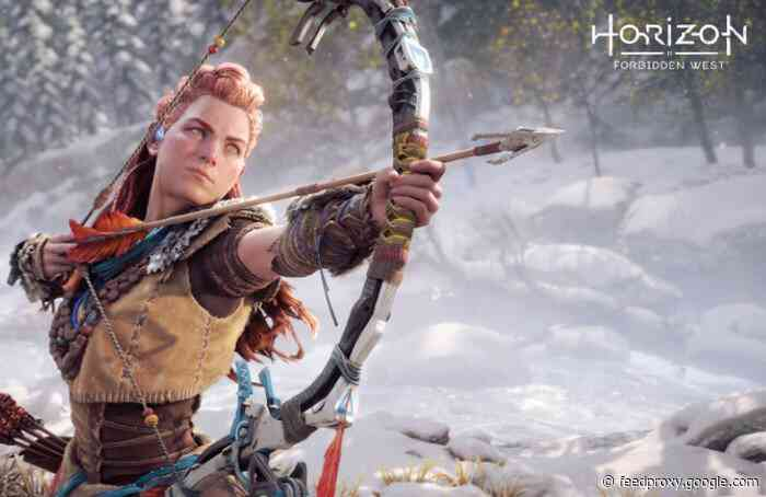 Designing the new Horizon Forbidden West game explained by Guerrilla Games