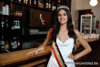 "Chiara (18): ""Te klein als model, perfect als Miss"""