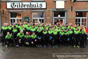 Mountainbiketocht Dworpse Bikers verschuift naar eerste week... (Beersel) - Het Nieuwsblad