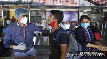 Coronavirus India LIVE Updates: 18,795 new cases, lowest in 201 days; active cases below 3 lakh - The Indian Express