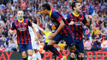 Neymar's debut for Barcelona - Who were his teammates and where are they now?
