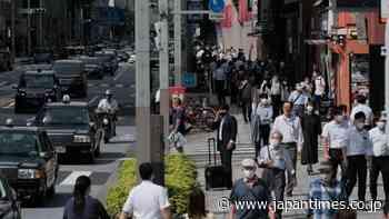 Third coronavirus-era prime minister to face tough test in Japan - The Japan Times