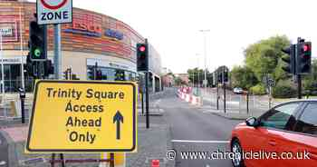 Changes made to central Gateshead road layout prevented second weekend of road chaos