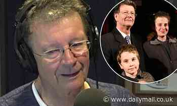 Red Symons reflects on the death of his son Samuel who died from brain cancer at the age of 27