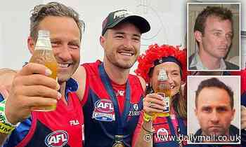 Hayden Burbank and Mark Babbage wanted by cops in WA for allegedly attending AFL Grand Final