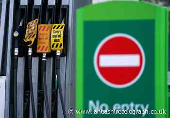Army tanker drivers to be put on 'state of readiness' amid fuel shortage crisis