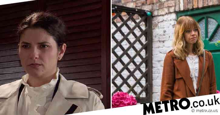 Coronation Street spoilers: Toyah Battersby confronts Sabeen over cheating Imran Habeeb